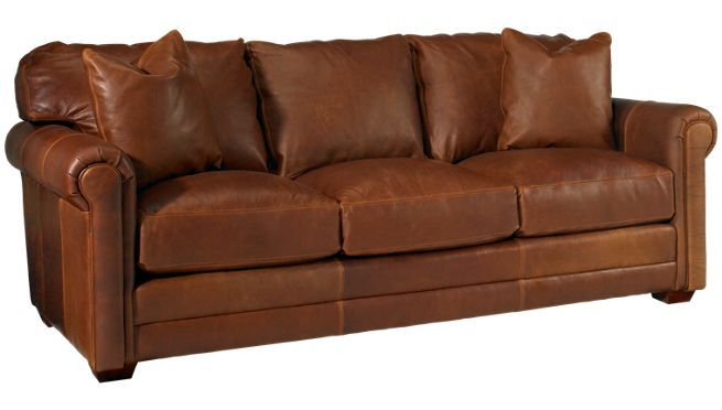 Klaussner   Leather Sofa   Sofas For Sale In MA, NH, RI | Jordanu0027s Furniture  | House Ideas | Pinterest | Leather Sofas, Sofa Sofa And Living Rooms