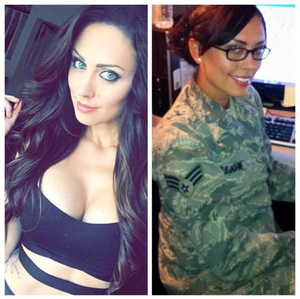HOT Army Brats That You Can't Resist Looking At - Likes