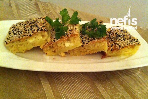 Patatesli Kahvaltı Keki Tarifi nasıl yapılır? 17.967 kişinin defterindeki bu tarifin resimli anlatımı ve deneyenlerin fotoğrafları burada. Yazar: Özlem Mahanoglu