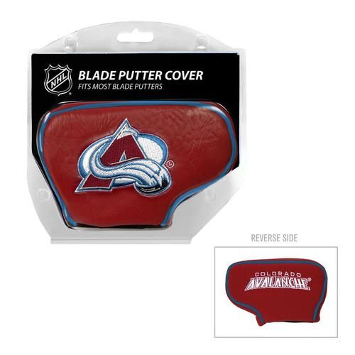 Colorado Avalanche Golf Putter Cover - Blade Putter Cover