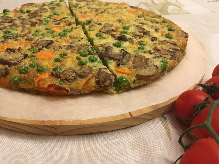 Frittata di Verdure al forno, Frittata svuotafrigo