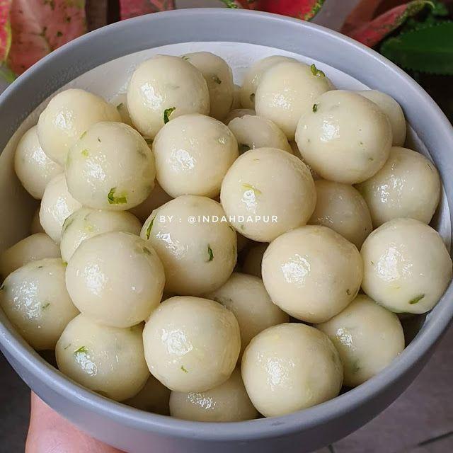 Resep Cilok Camilan Sederhana Yang Bikin Goyang Lidah Resep Spesial Di 2020 Resep Camilan Sayuran