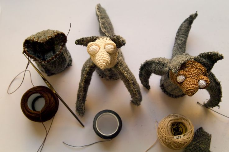 doll stories: Creatures and Masks