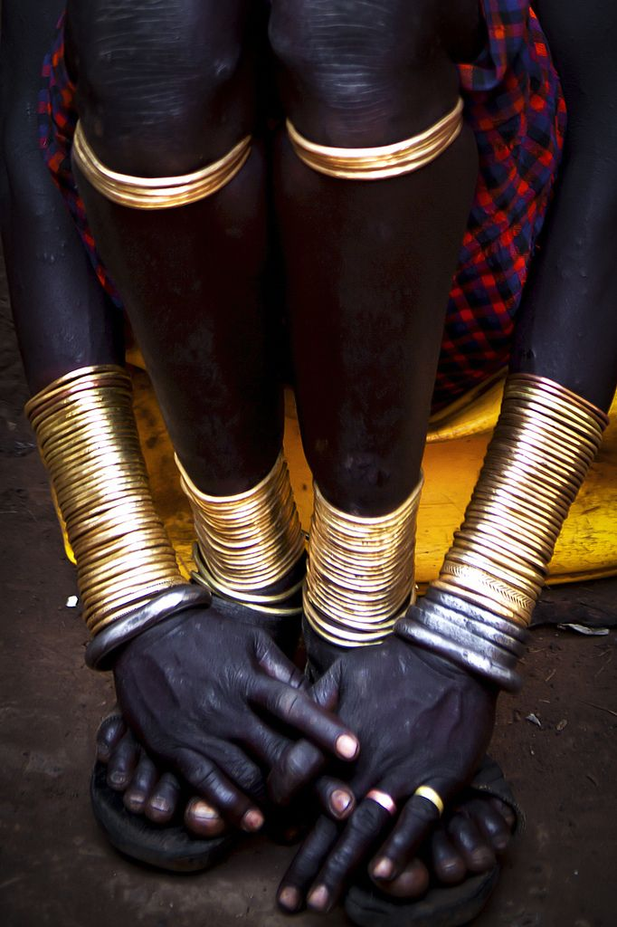 Africa   Bodi adornments, Omo Valley, Ethiopia   ©Steven Goethals