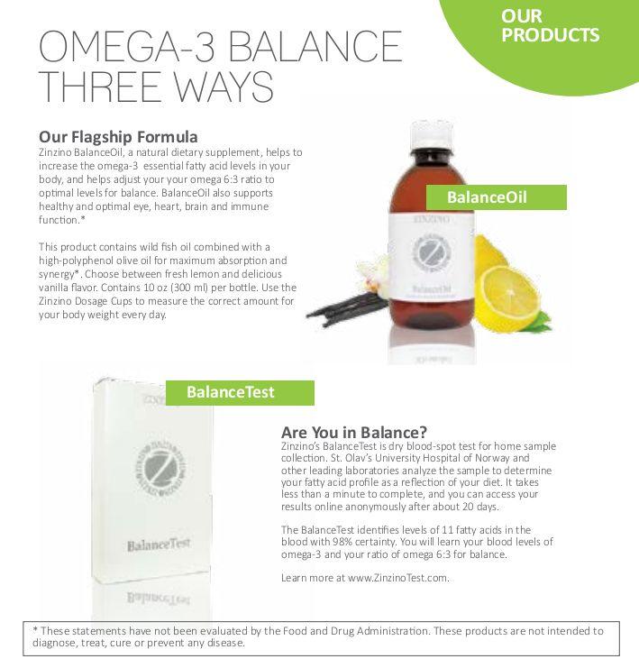 Omega-3 Balance product and test. https://www.izinzino.com/7703991407