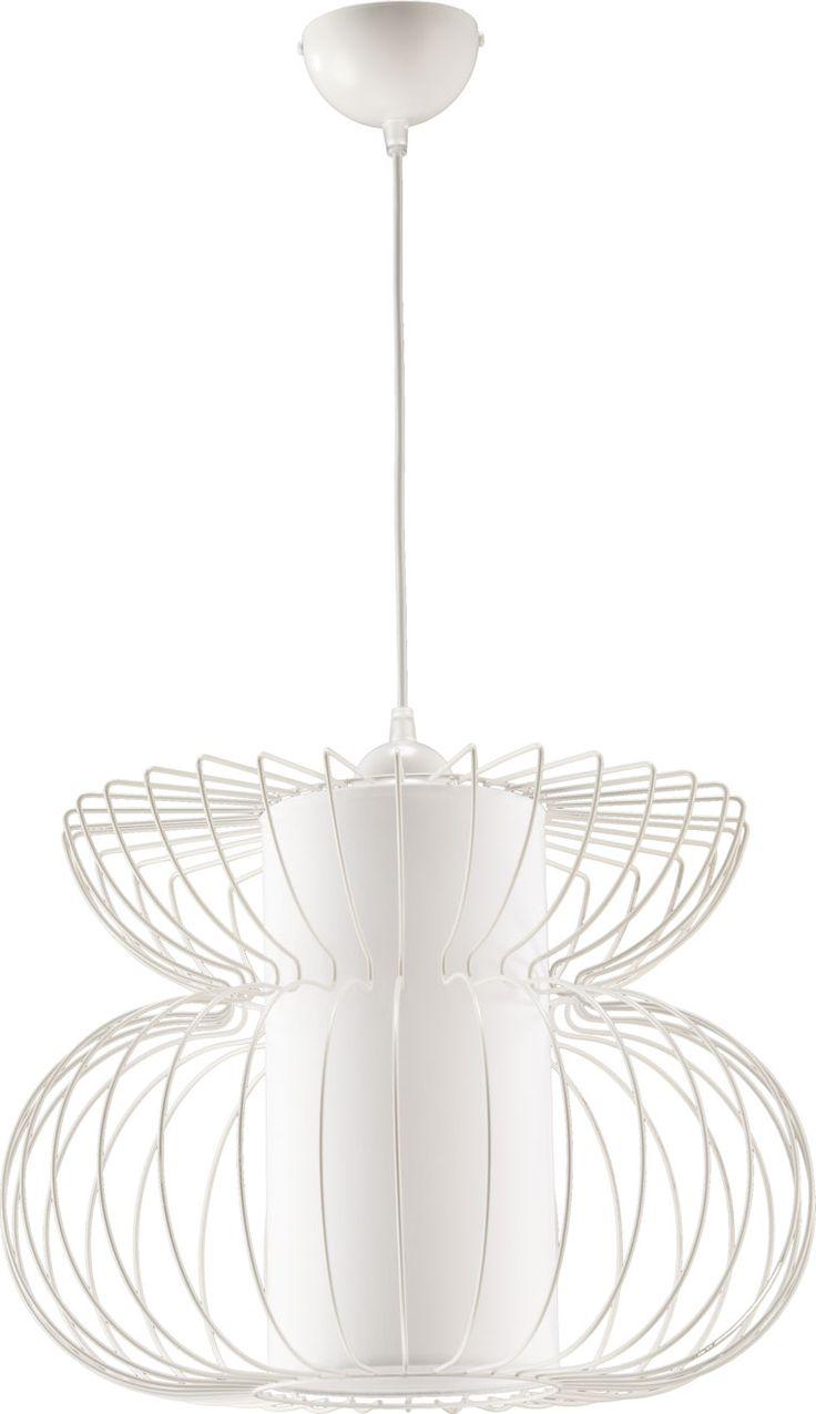 Lampa wisząca VALERIA 1 z abażurem w stylu industrialnym dostępna na naszej stronie www.przystojnelampy.pl   #lampa #wisząca #lamp #lamps #lampy #oświetlenie #styl #industrialny #industrial
