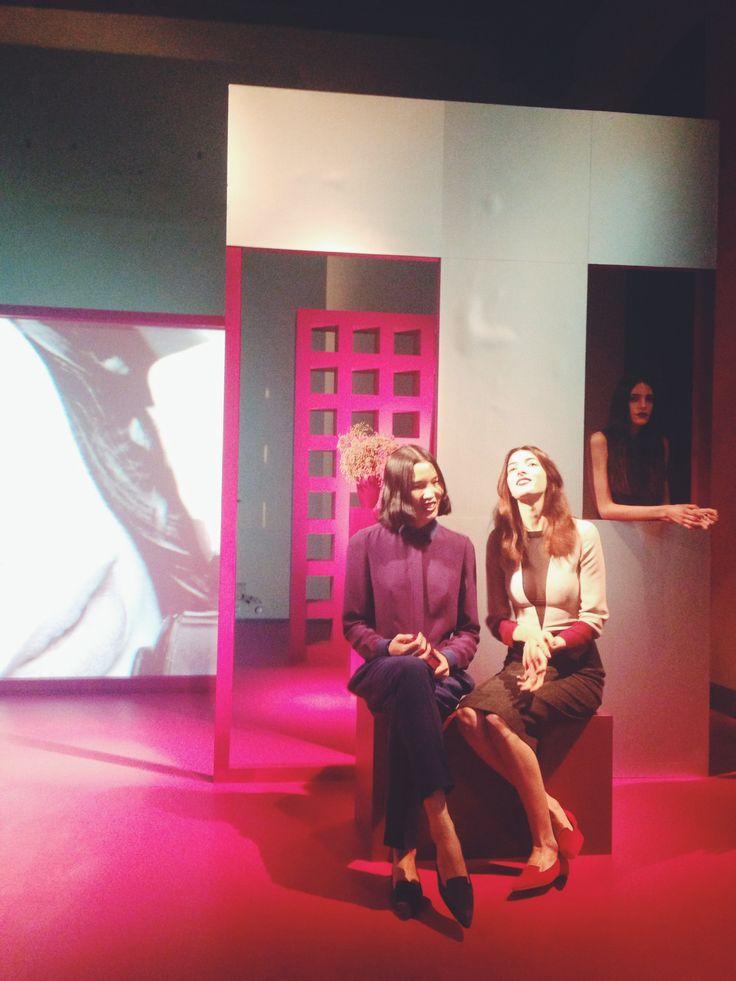 #Pitti #PU85 #PittiUomo #PittiImmagine #PittiUomo85 #Florence #Fashion #Style #barbaracasasola #fashionfair #fashionshow #showstudio #dolcitrame
