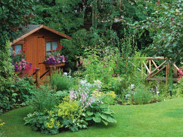 kid friendly yard this landscape design incorporates a. Black Bedroom Furniture Sets. Home Design Ideas