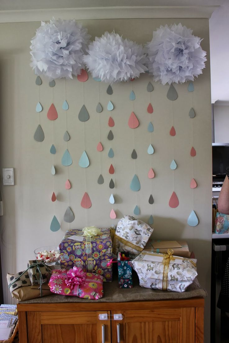 April Showers bring may flowers baby shower  Baby