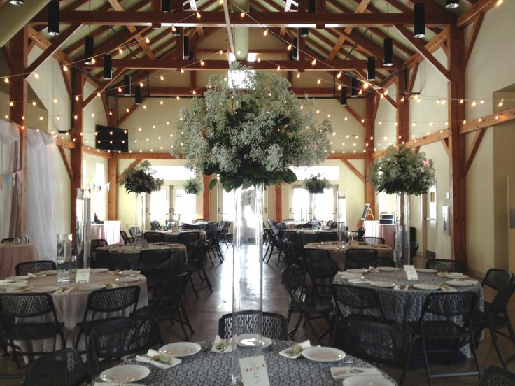 An Indoor Rustic Ceremony: 103 Best Images About Weddings At The Barn On Pinterest