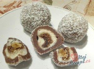 Fenomenální ,,kokosové oříšky,, bez pečení