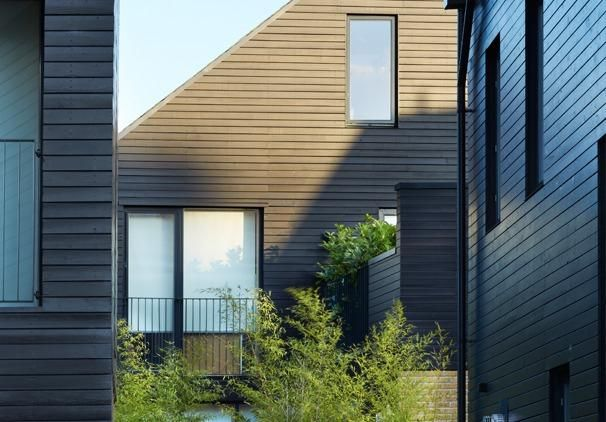 Housing, Newhall, Essex by Alison Brooks Architects