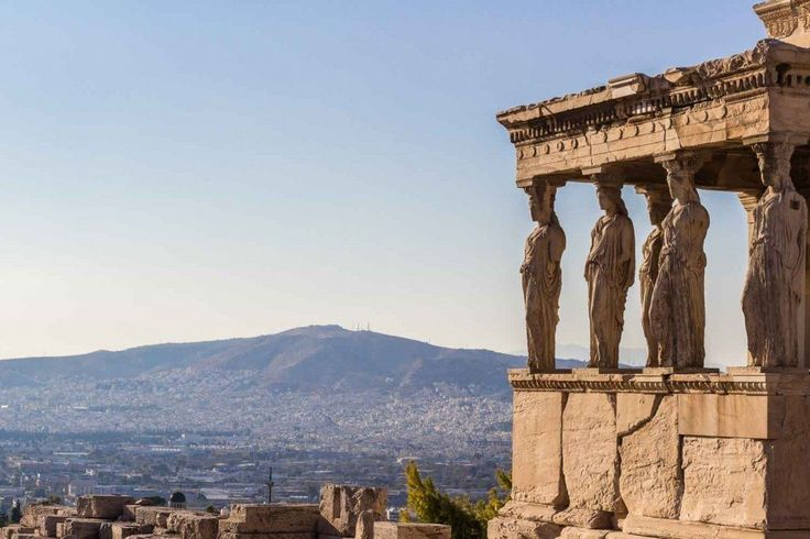 Zwischen Streetart, Suflaki und Säulen: Ein Tag in Athen
