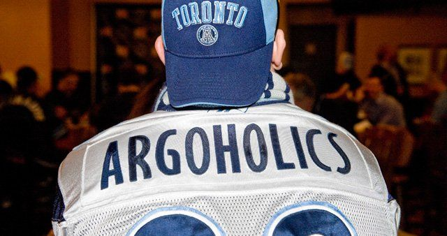 SEASON OPENER VIEWING PARTY | Toronto Argonauts