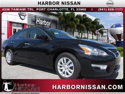 2014 Nissan Altima 2.5 S at Harbor Nissan in Port Charlotte, FL