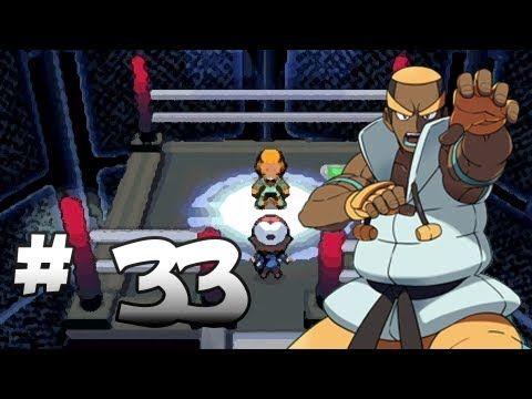 Let's Play Pokemon: Black - Part 33 - Elite Four Marshal