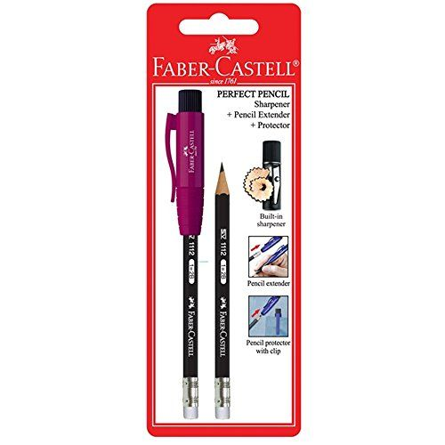 Faber-Castell Perfect Pencil with Sharpener, Extender and... https://www.amazon.com/dp/B01D9LX75Q/ref=cm_sw_r_pi_dp_x_WtqEybAT7G03R