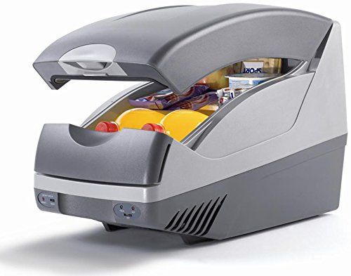 Waeco bord de bar to-15Boîte de chaleur, glacière pour voiture 12V DC avec indicateur LED: Caractéristiques de qualité Témoins LED pour…