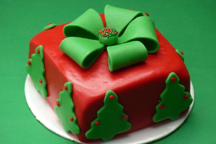 Tortas De Navidad Cake Ideas and Designs