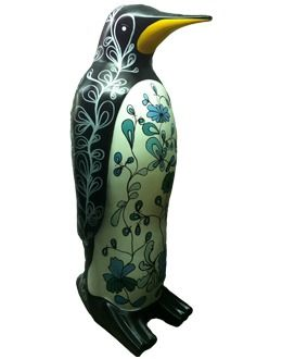 Hasta el 30 de agosto.- Pingüinos rey invaden la ciudad. Al igual como pasó con las vacas hace unos años, esta vez los pingüinos de 2,15 metros, obras de arte en sí, mostrarán diseños de artistas de la talla de Joaquín Torres, Victorio y Lucchino... http://bit.ly/JDmspT