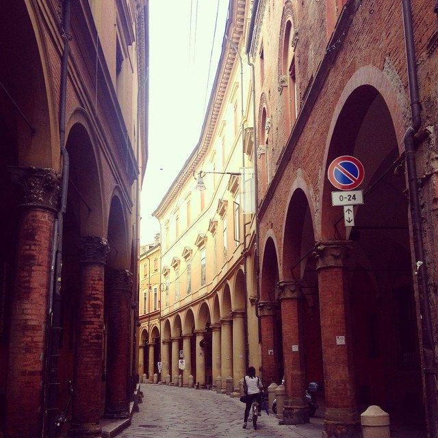 @fabriziacalda Buongiorno da via Castiglione