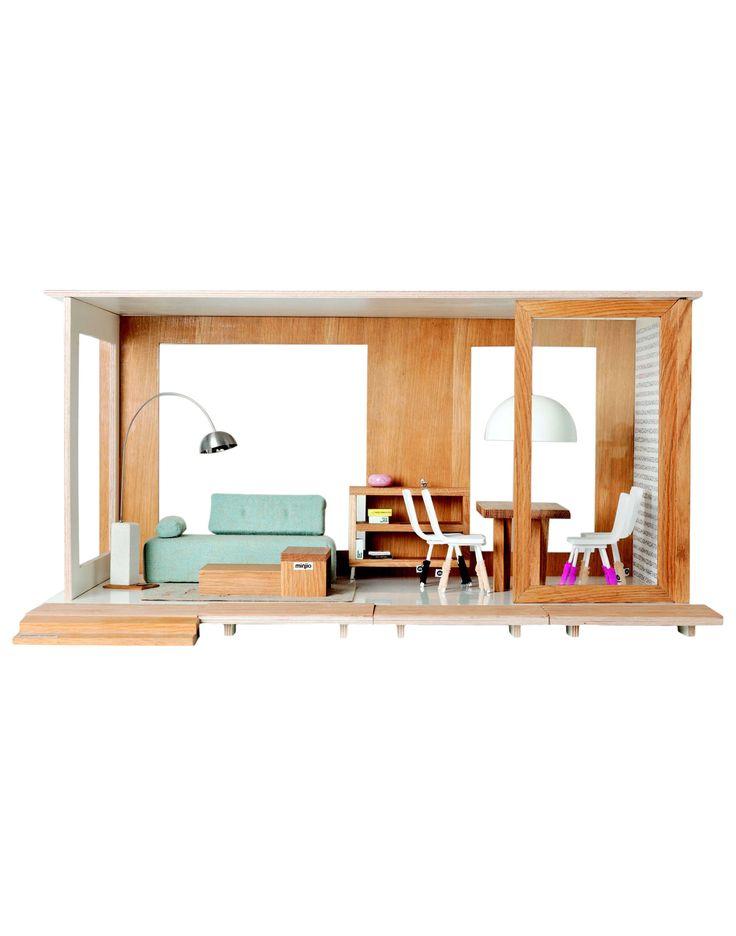 Modern Doll House MINIIO