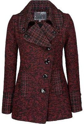 BKE Asymmetrical Coat