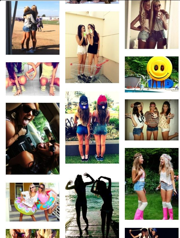 ♥♥♥♥♥♥♥♥Cute bestfriend picture ideas!! I so doing most of these with my BFF!