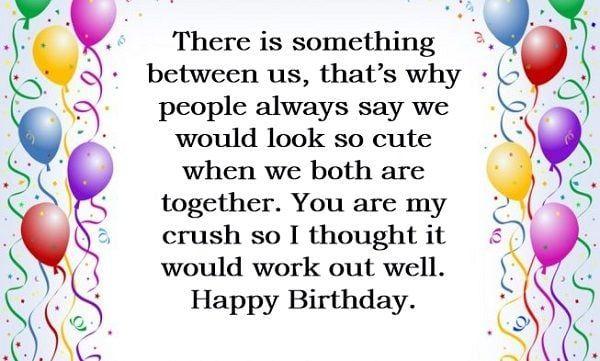 birthday wishes for crush boy happy birthday quotes funny