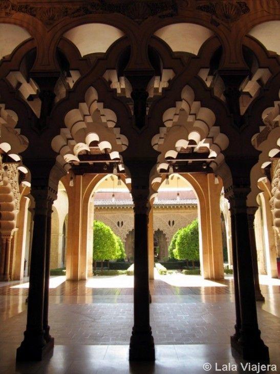 Palacio de la Aljaferia #Zaragoza