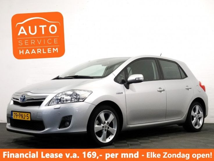 Toyota Auris  Description: Toyota Auris 1.8 FULL HYBRID EXECUTIVE AUT  Price: 187.08  Meer informatie