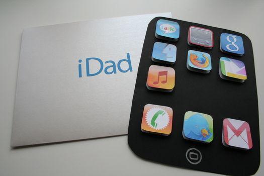 Voor Vaderdag: een iPap!