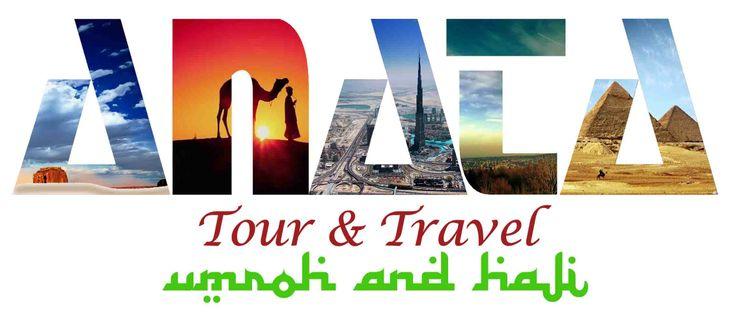 Anata Tour Travel Umroh - Newsletter Header