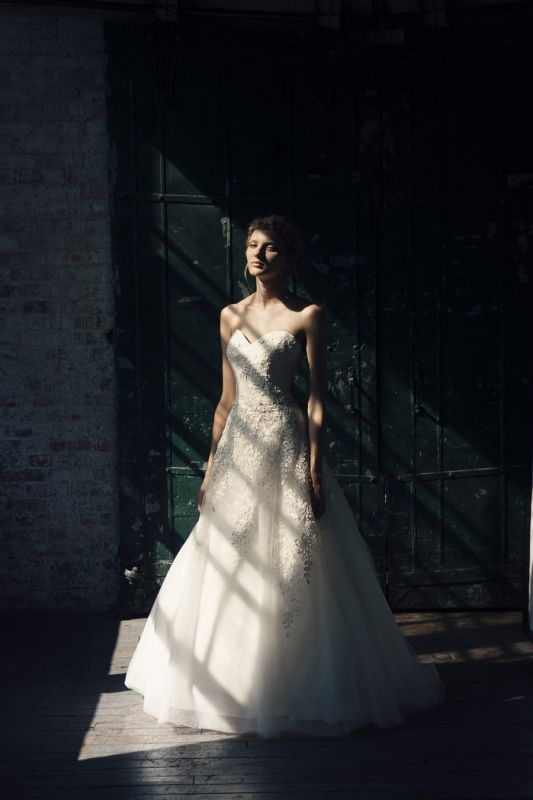 Michelle Roth Wedding Dresses - Fall 2014 Bridal Collection - orion