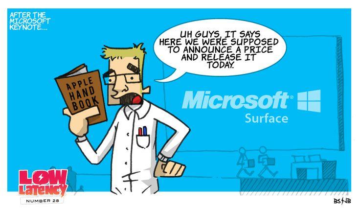 Fun With Microsoft... No. 6