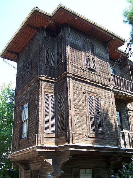 .turkish influence house