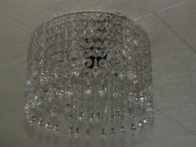 77 best wedding lighting ideas images on pinterest creative ideas crystal chandelier how to make it aloadofball Gallery
