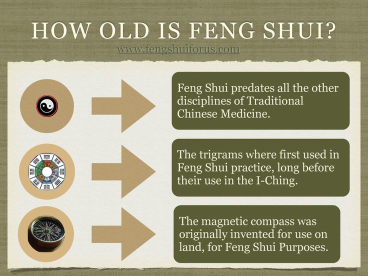 How Old is Feng Shui?