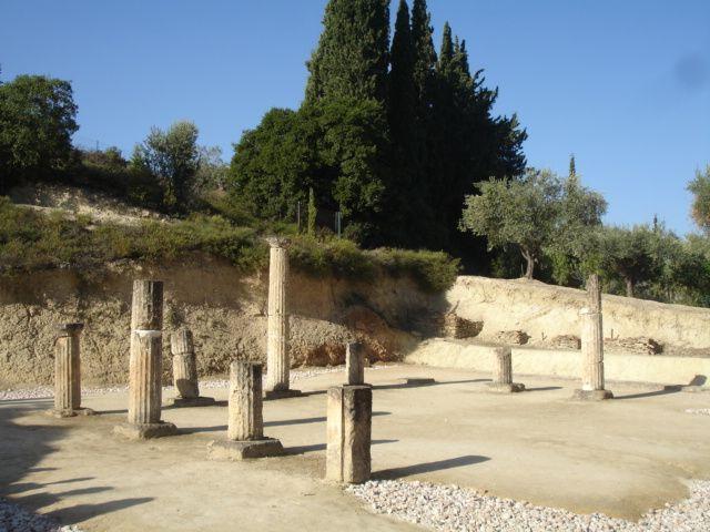 Ancient Nemea, Arcadia!