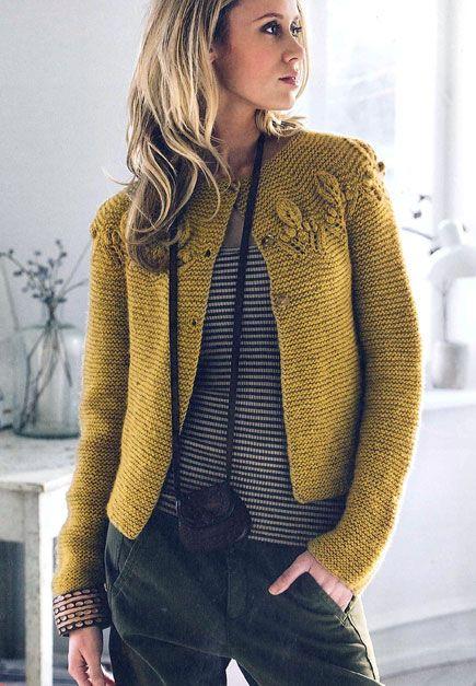 Edle Maschen – Lene Holme Samsøe | Tichiro – knits and cats