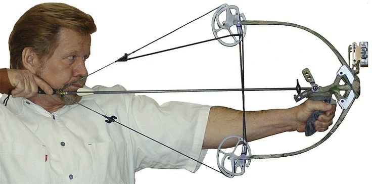 Liberty Archery world's smallest, lightest, Compound hunting bow.