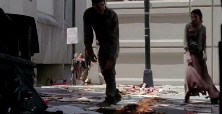 The Walking Dead Season 5 Episode 6: Consumed