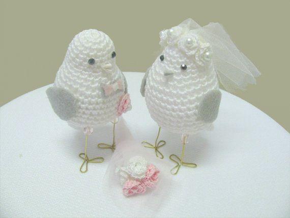Crochet Wedding Gift 008 - Crochet Wedding Gift