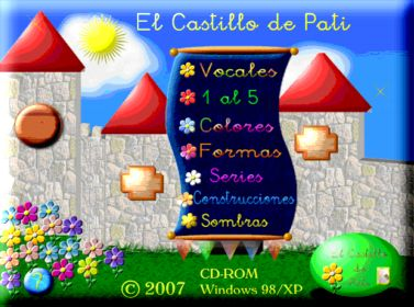 Portada El Castillo de Pati