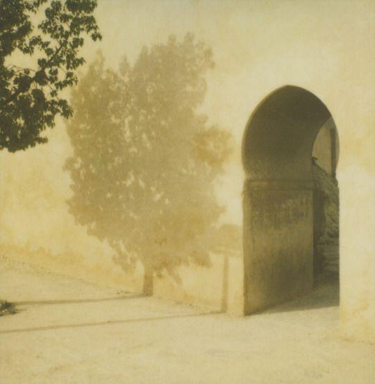 Cy Twombly , Polaroids, Maroc 2005-2011