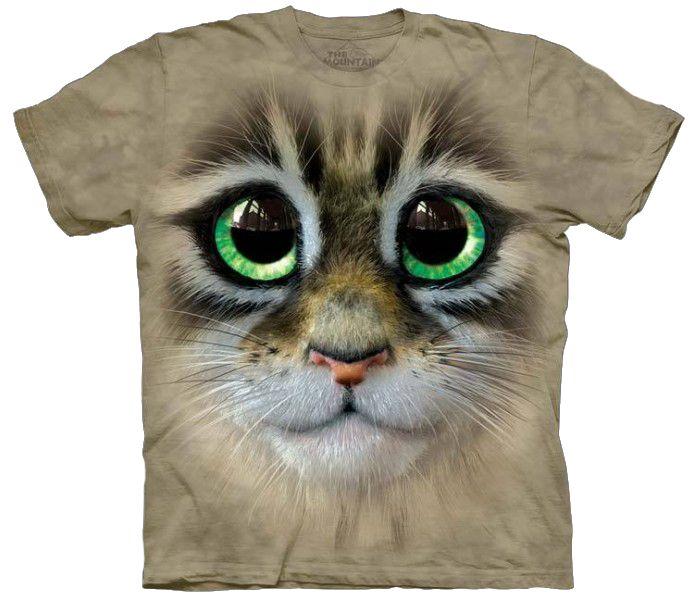Big Eyes Kitten Face koszulka The Mountain- sklep internetowy geekcode.pl