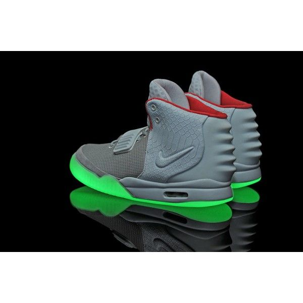 c7b76e3cc048d9 ... brand shoes 7cc36 98f14 nike air yeezy 2 wolf grey pure platinum glow  in the dark ...