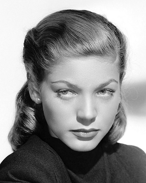 Lauren Bacall by robfromamersfoort, via Flickr