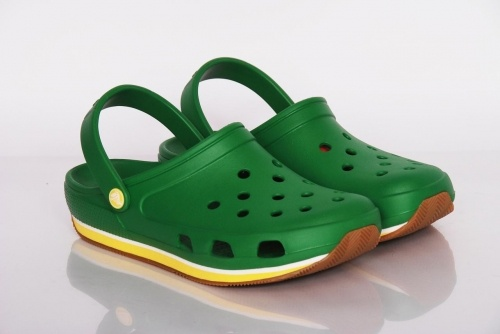Crocs - Retro Clog  Kelly Green