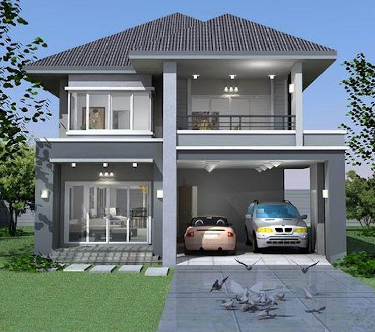 Modern Front Elevation Perth : Best upside living house plans images on pinterest